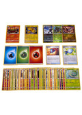 50er Set mit Commons, Uncommons, Reverse-Holos,...